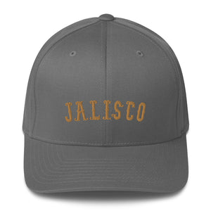 JALISCO EMBROIDERED FLEX FIT HAT