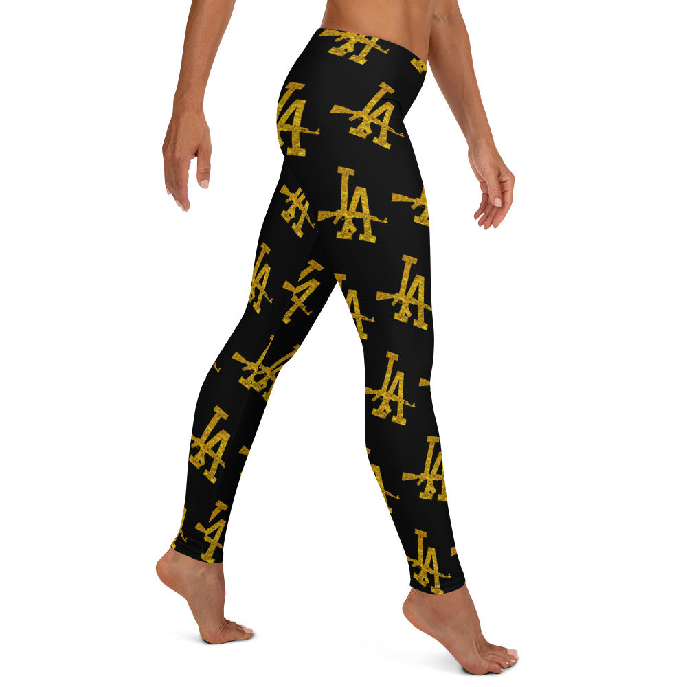 LA QUEEN LEGGINGS (LADIES)
