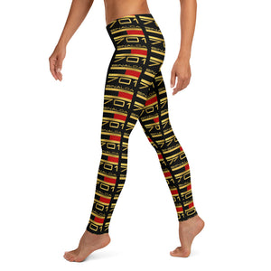 SINALOA 701 FLAG LEGGINGS (LADIES)