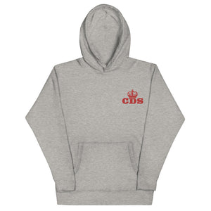 SINALOA 701 CDS CROWN EMBROIDERED HOODIE