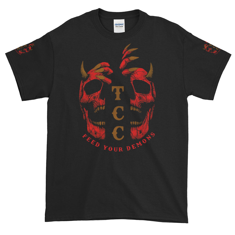 TRAFICANTE FEED YOUR DEMONS S/S SHIRT (MENS)