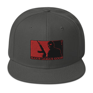 MLG EMBROIDERED SNAPBACK HAT