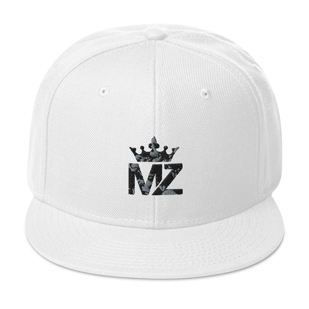 ZAMBADA EMBROIDERED SNAPBACK HAT