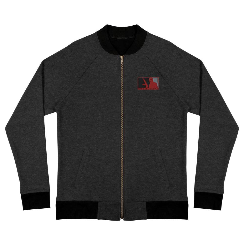 MLG EMBROIDERED BOMBER JACKET