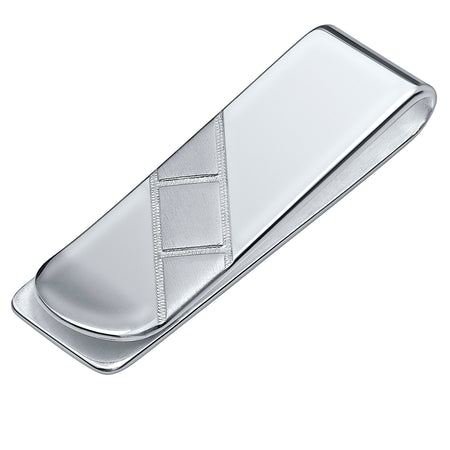 Sterling Silver .925 Money Clip