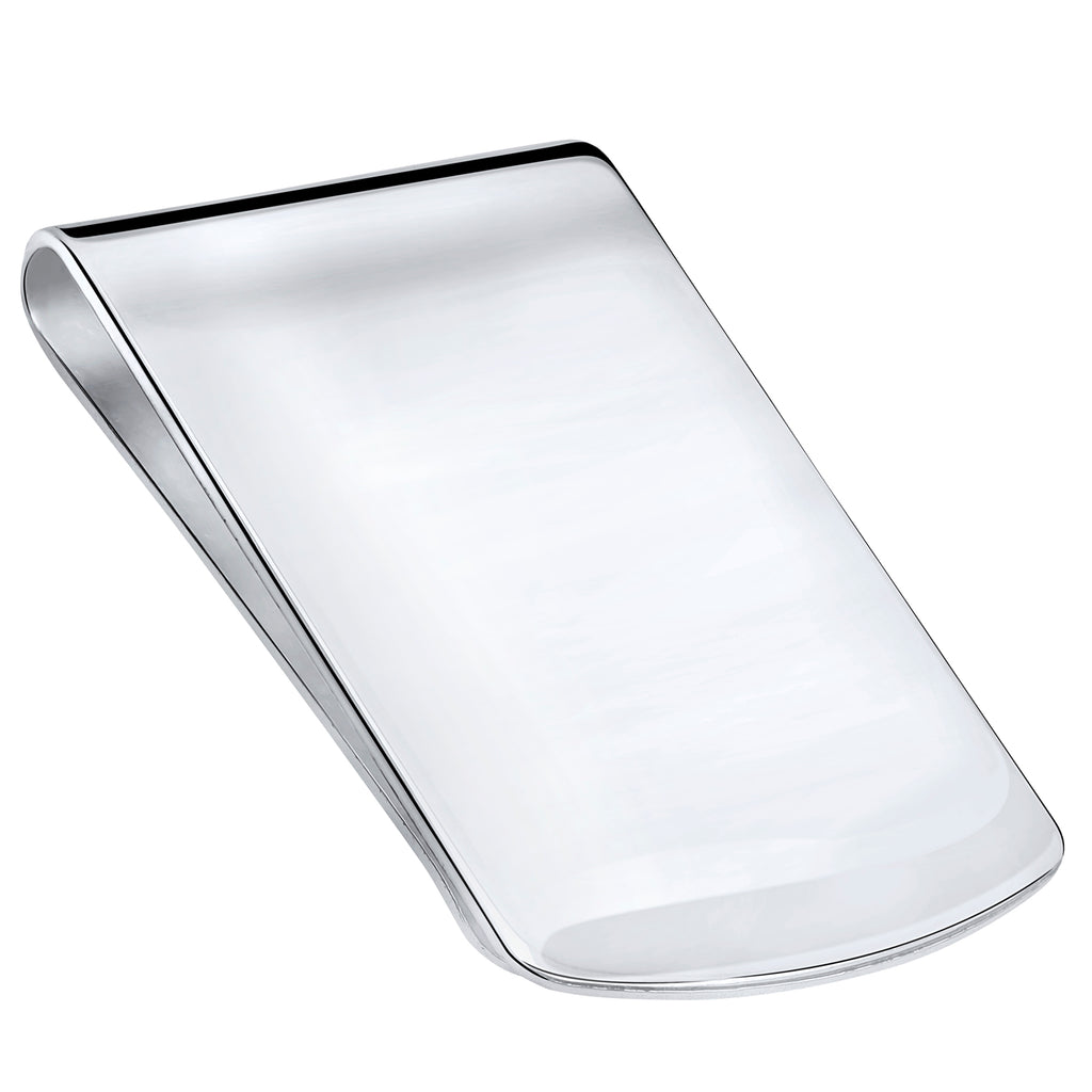 Sterling Silver .925 Solid Money Clip