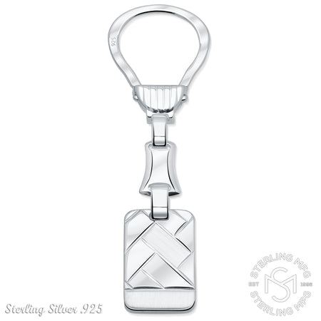 Sterling Silver .925 Keychain