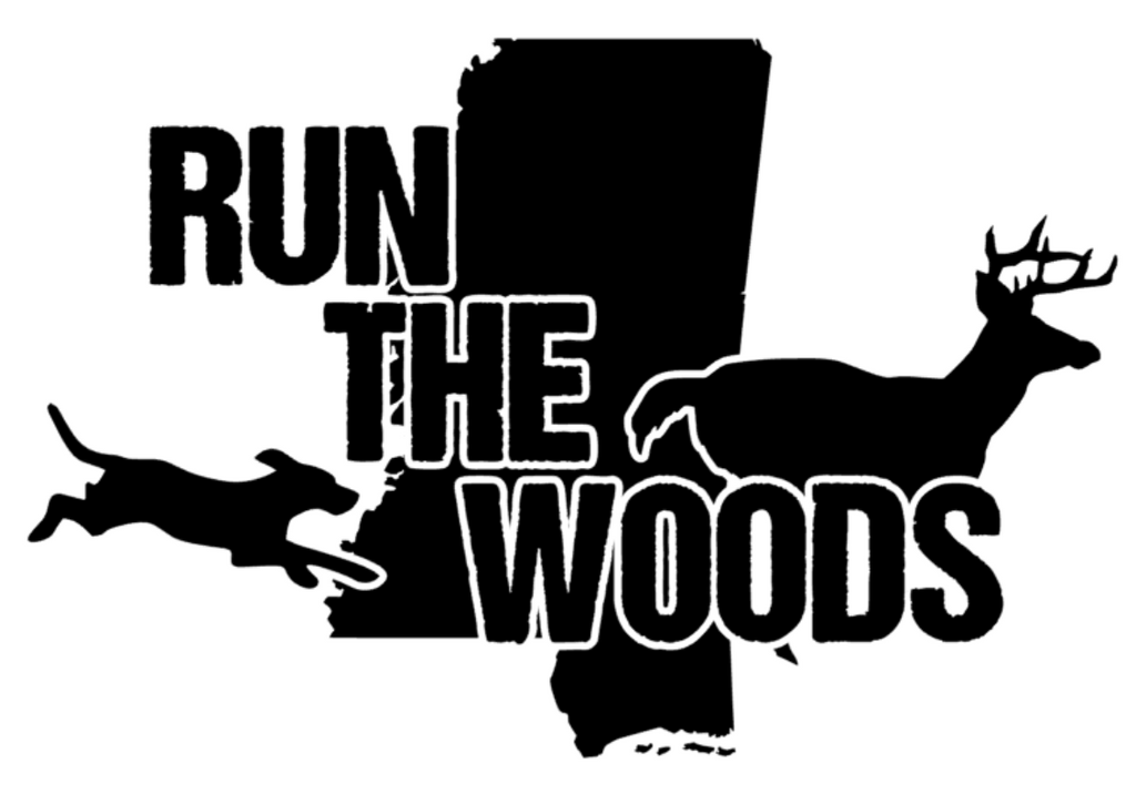 Run The Woods Mississippi Decal - Daybreak Apparel Company