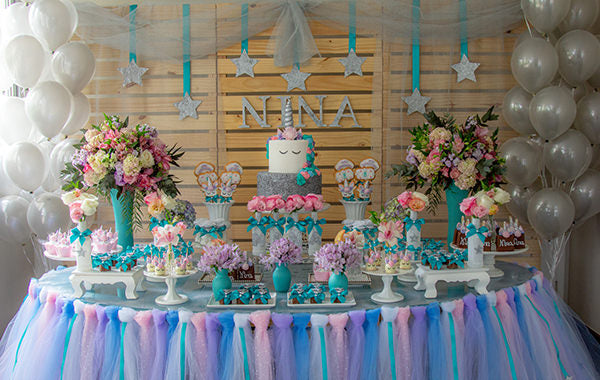 Unicorn Party Theme Ideas