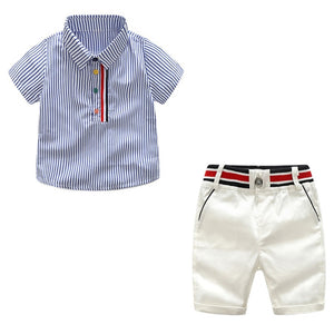 Little Boys 2 Piece Outfit
