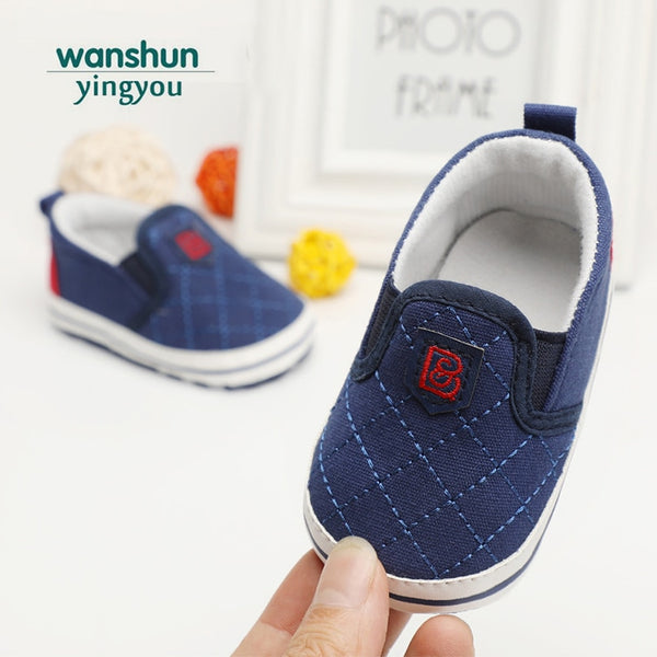 Baby Boy Casual Shoes
