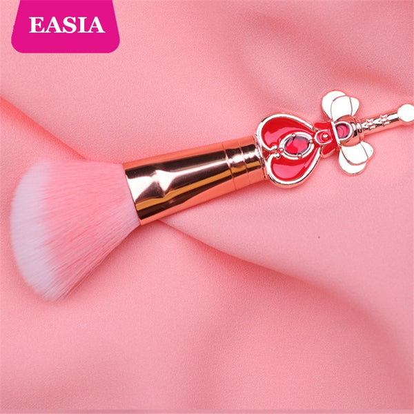 Cardcaptor 8Pcs Sakura Makeup Brush Set
