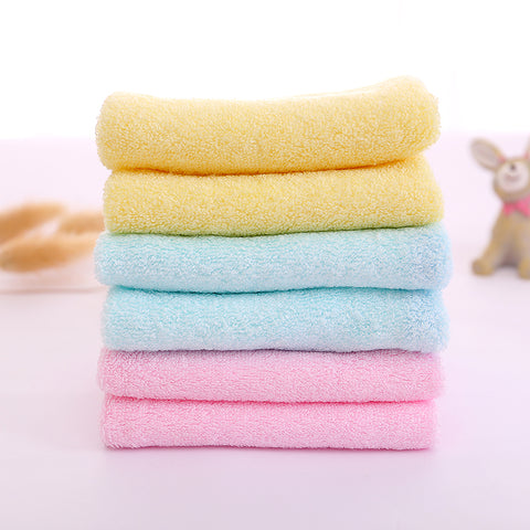 100% Bamboo Fabric Newborn Baby Towels