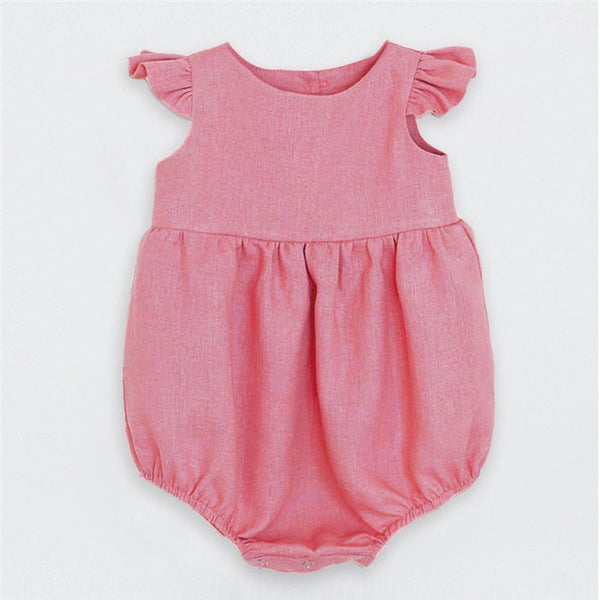 Baby Girls Romper