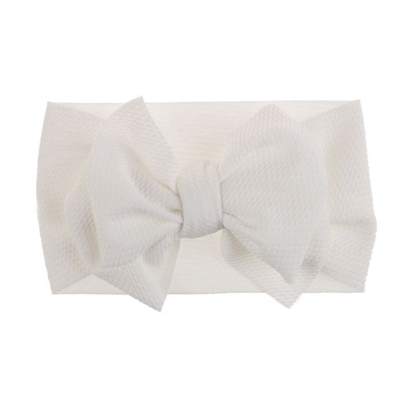 Baby Large Bow Girls Headband
