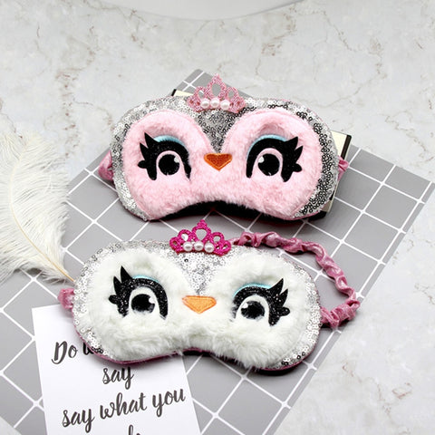 Owl Sleeping Mask Eye Cover