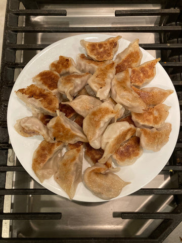 how to make potstickers- eat!