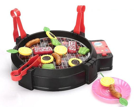 Korean BBQ Play Food Set