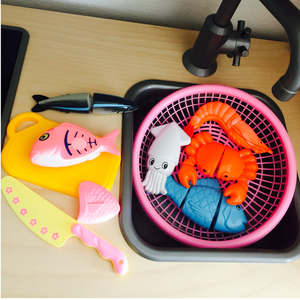 Seafood Play Food Set