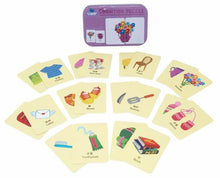 Load image into Gallery viewer, Chinese Bilingual Everyday Household Items Kids Matching Card Game