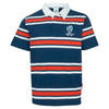 Stripe Short Sleeve Rugby Shirt