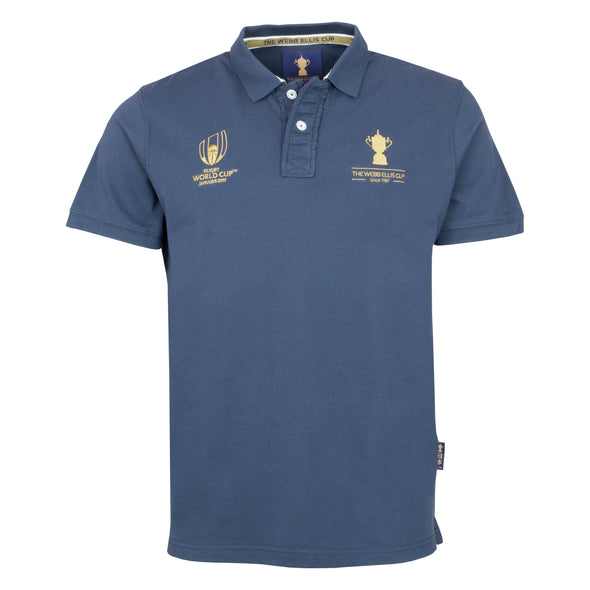 The Webb Ellis Cup Collection Polo - Navy