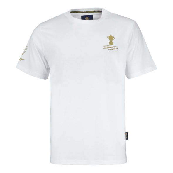 The Webb Ellis Cup Collection T-shirt - White