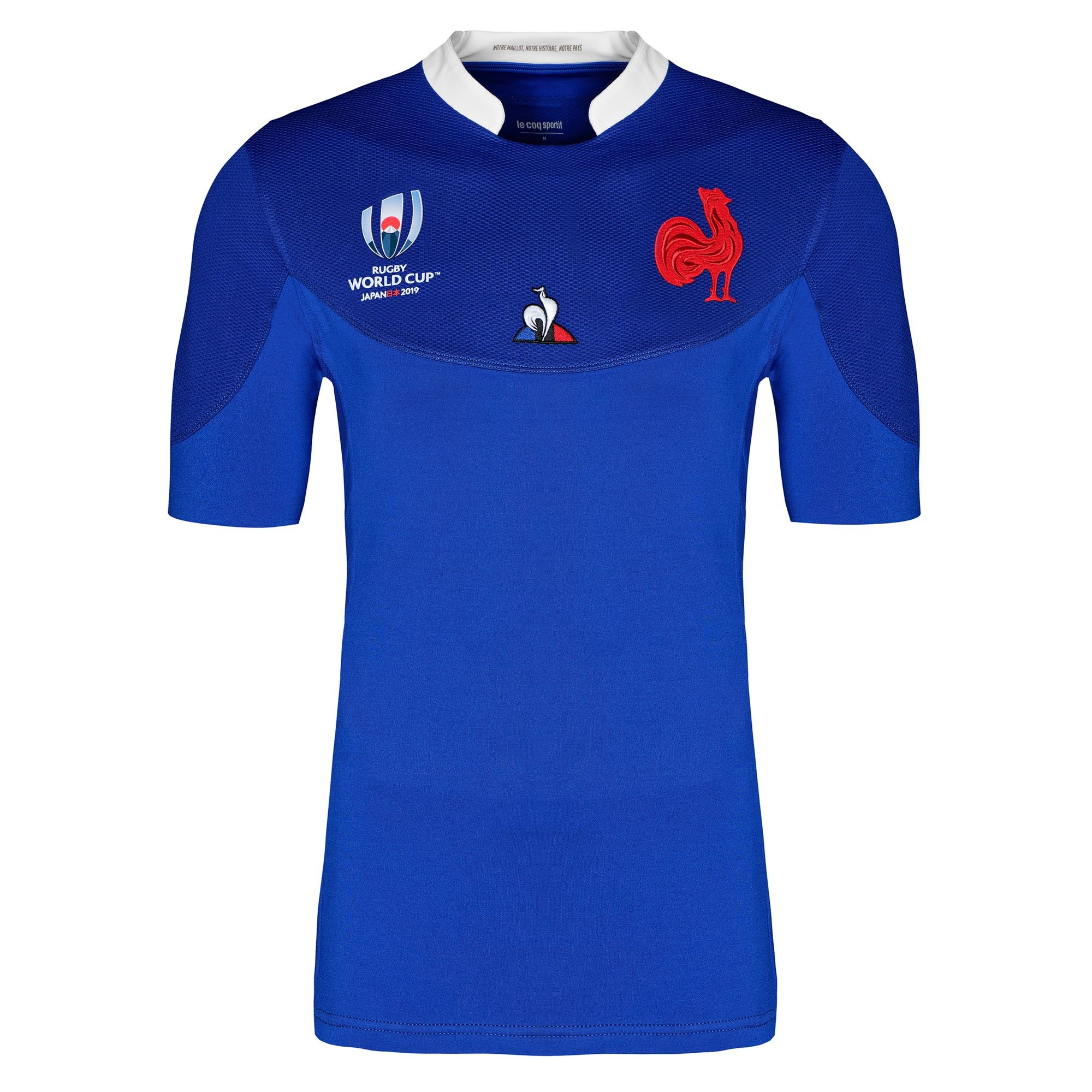wholesale dealer 58199 925e1 France Rugby RWC 2019 Home Replica Jersey – Official Rugby ...