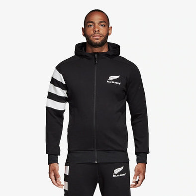 All Blacks Full Zip Hoody