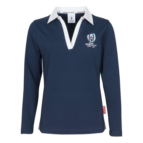 Women's L/S Basic Rugby Shirt