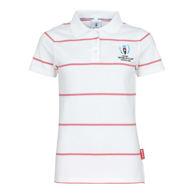 Women's Stripe Polo