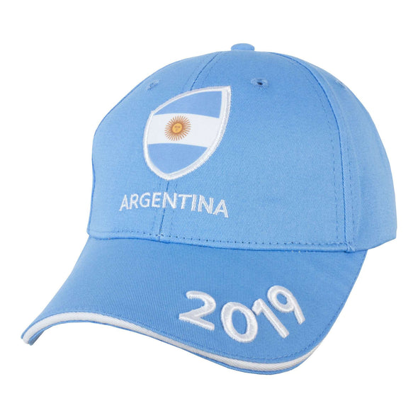 Argentina Rugby Supporter Cap