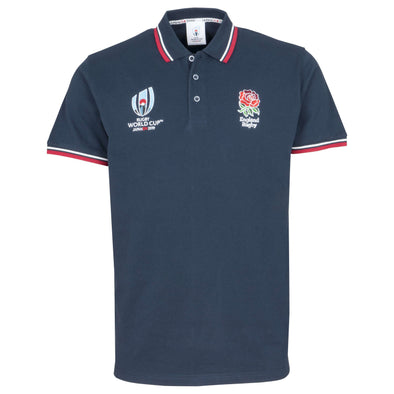 RWC 2019 England Rugby Supporter Polo