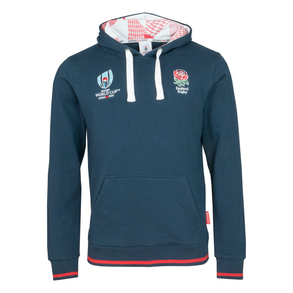 RWC 2019 England Rugby Supporter Pullover Hoodie