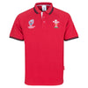 RWC 2019 Wales Rugby Supporter Polo