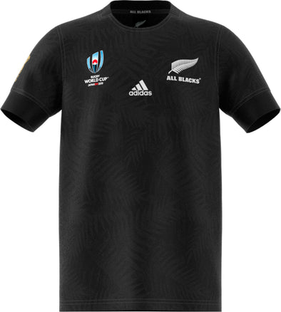 All Blacks Rugby World Cup 2019 Home Jersey - Kids