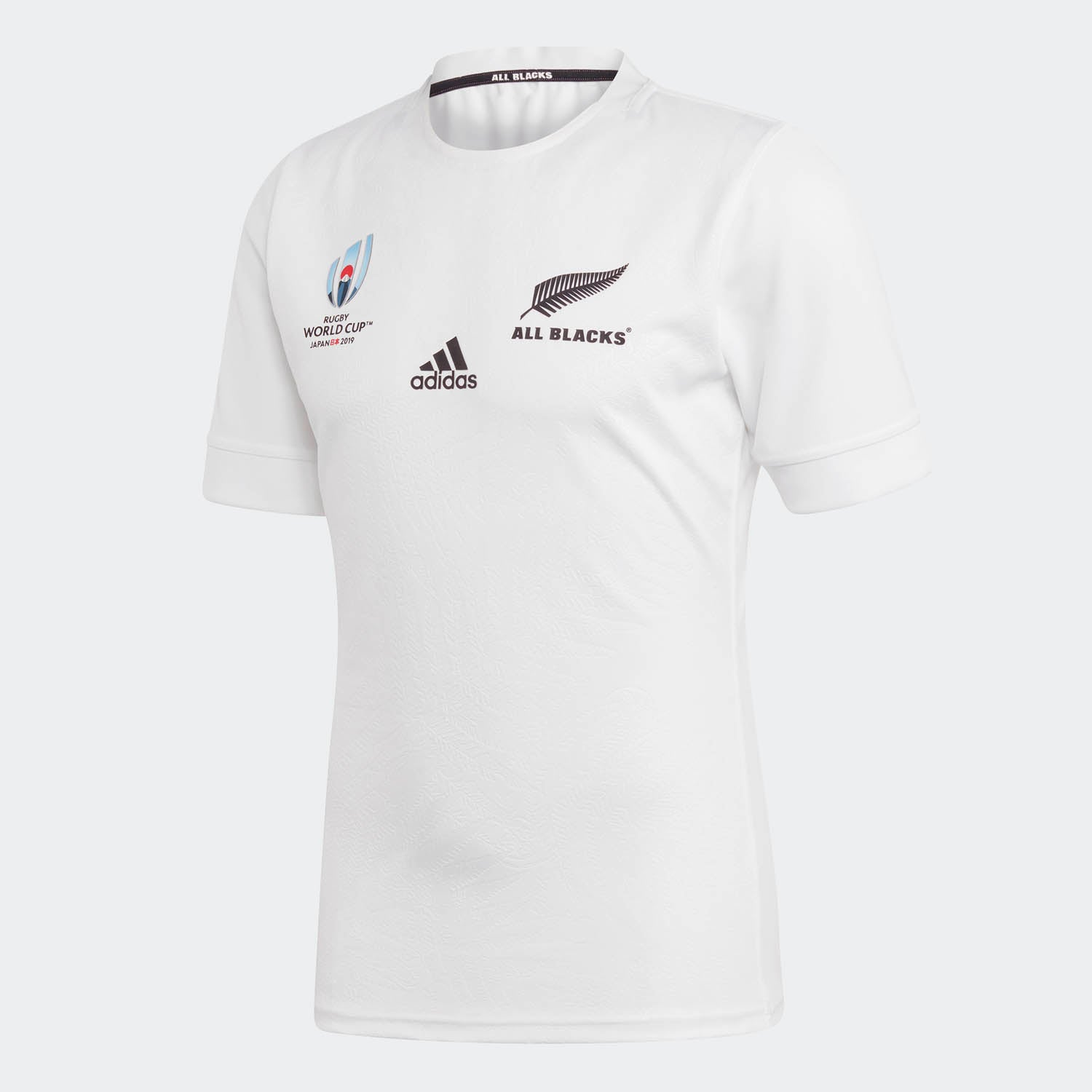 adidas All Blacks Rugby World Cup Y 3 Men's Home Shirt 2019