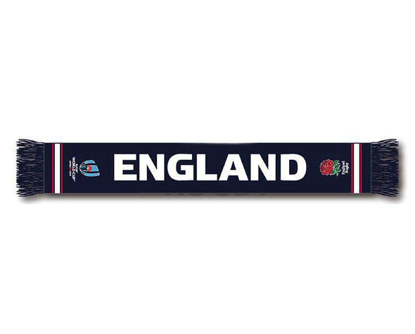 RWC 2019 England Rugby Supporter Scarf