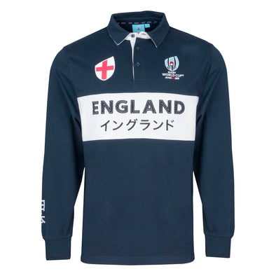 England Supporter Rugby Jersey