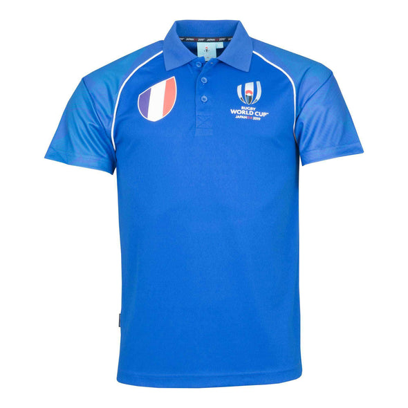France Rugby Supporter Polo