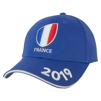 France Rugby Supporter Cap