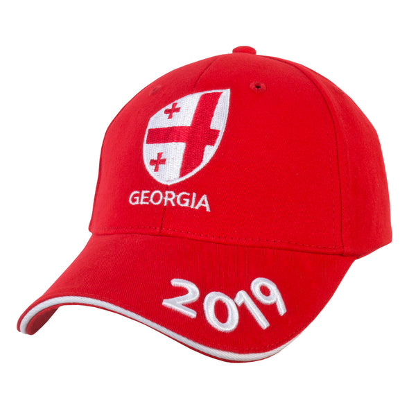 Georgia Rugby Supporter Cap