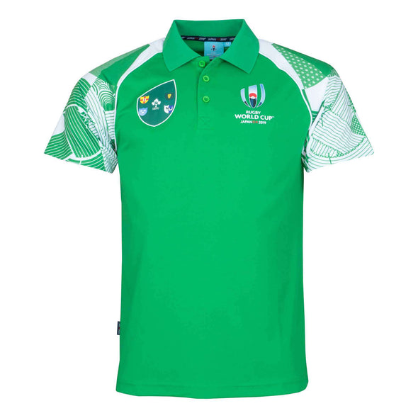 Ireland Rugby Supporter Polo