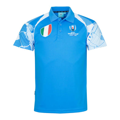 Italy Rugby Supporter Polo