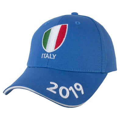 Italy Rugby Supporter Cap