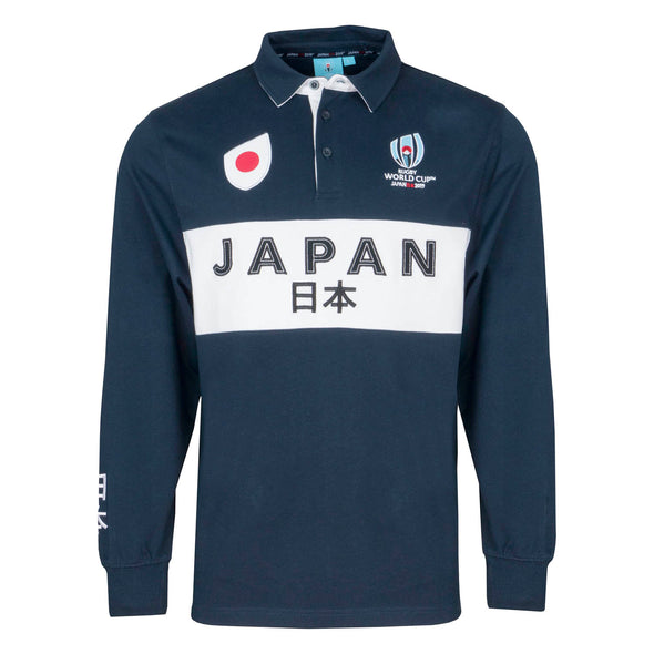 Japan Supporter Rugby Jersey