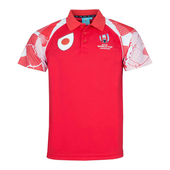 Japan Rugby Supporter Polo