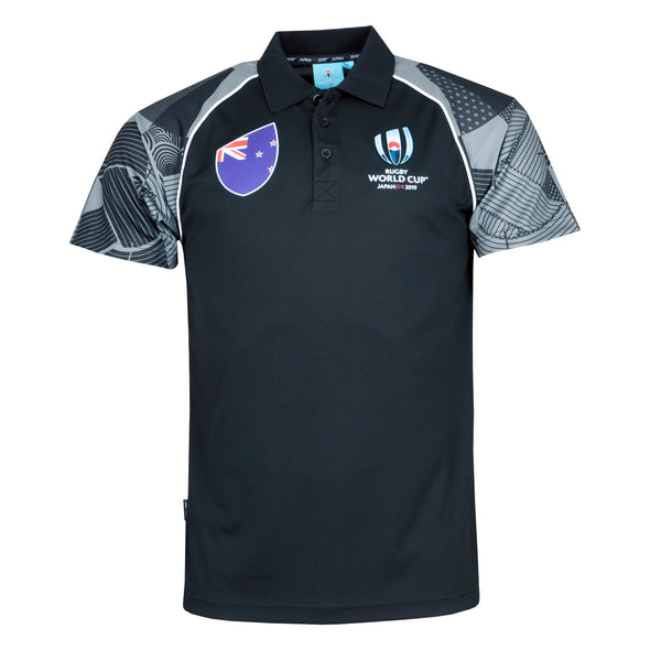 New Zealand Rugby Supporter Polo
