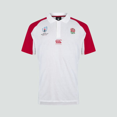 England Rugby RWC2019 Performance Polo