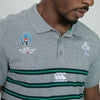 RWC2019 Ireland Rugby Stripe Polo
